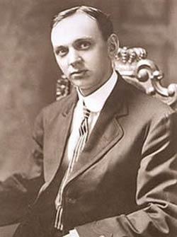 Edgar Cayce, el profeta durmiente