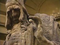 Estatua del rabino