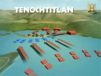 Asedio a Tenochtitlan