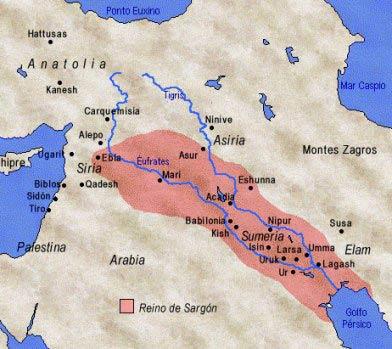 Imperios mesopotámicos