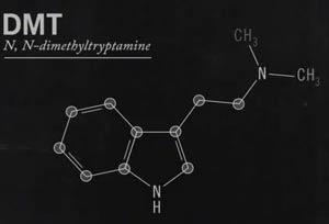 Molécula DMT