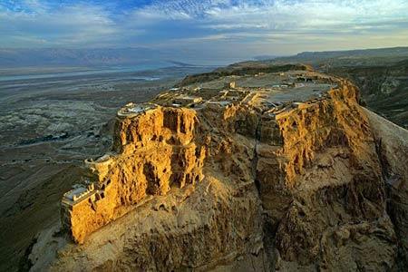 Masada, la fortaleza
