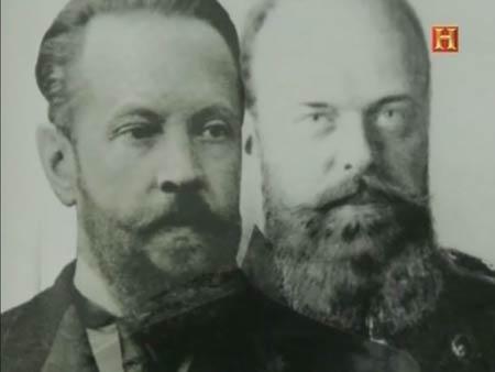 Serguéi Witte y Alejandro III