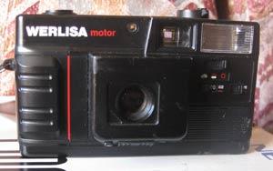 Cámara de fotos Werlisa Motor Drive MEF-35