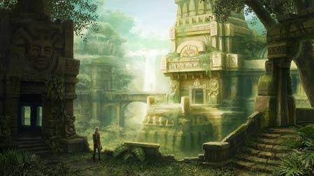 Representación de la Ciudad de los Césares