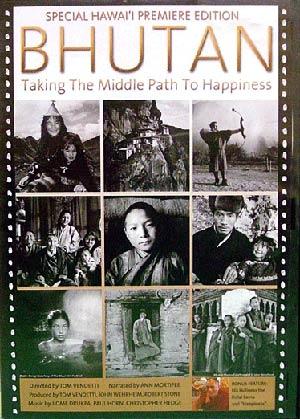 Bután. El camino medio a la felicidad