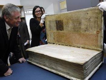 Codex Gigas. La biblia del diablo