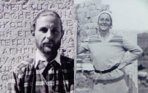Friedrich Karl Dorner y Theresa Goell