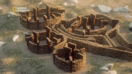 Así era el santuario de Göbekli Tepe