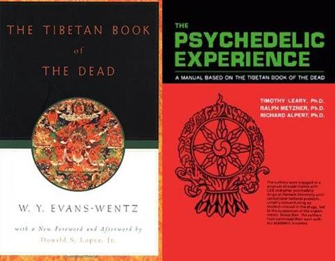 Libro tibetano de los muertos y La experiencia psicodélica