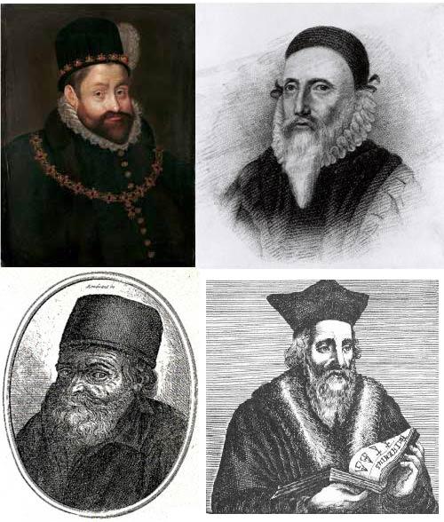 Rodolfo ii, John Dee, Nicolas Flamel, Edward Kelly