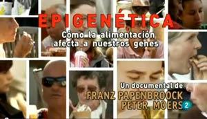 Epigenética. Cómo la alimentación afecta a nuestros genes
