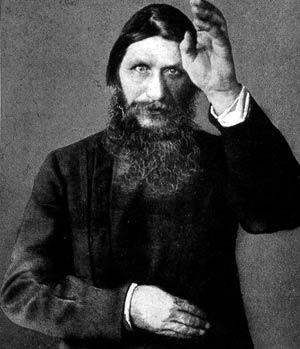 Rasputín nos saluda