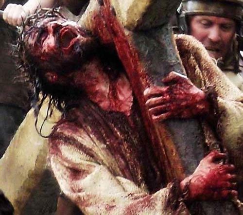Imagen de La pasión de Cristo