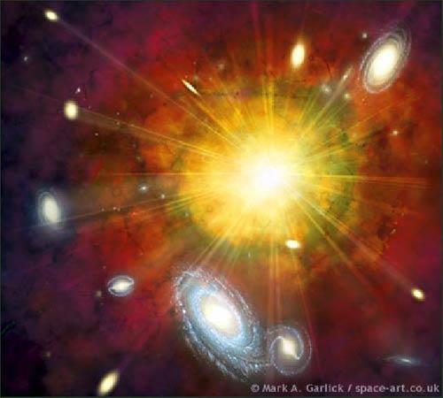 ¿Cuántos Big Bangs creadores de universos han habido?