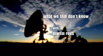 Lo que aún no sabemos. ¿Somos reales?